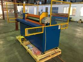 Duct Folding Machine - picture0' - Click to enlarge
