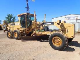 Caterpillar 12H Grader - picture0' - Click to enlarge