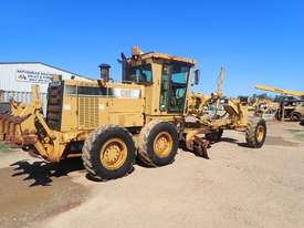 Caterpillar 12H Grader - picture1' - Click to enlarge