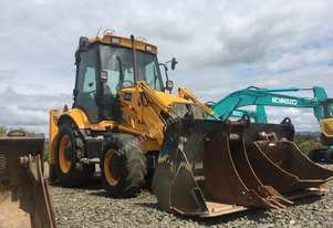 Jcb 2007   3CX Backhoe Loader