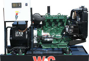 16.5kVA, 3 Phase, Diesel Standby Generator with Lister Petter Engine