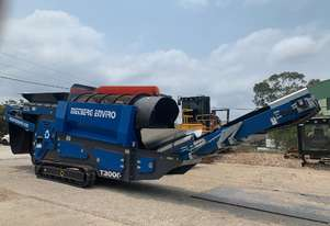 2019 Metberg Enviro Trommel Screen on Tracks