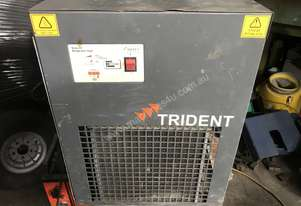 Air compressor - refrigerated dryer large capacity 50cfm