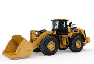 CATERPILLAR 982M WHEEL LOADERS