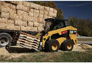 CAT 246D3 SKID STEER LOADER with 0.9% Finance