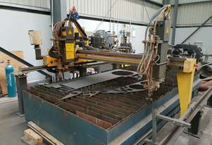 ** Priced for quick sale** ESAB Falcon FXA-3000 CNC Plasma Cutter (2010)