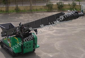 JAWS track stack 6m Belt Conveyor