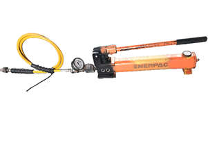 Enerpac Hydraulic Hand Pump P392 Porta Power Equipment