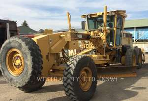 CATERPILLAR 140HNA Motor Graders