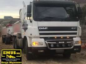 2004 DAF CF-85 Tipper & Tipper Dog Trailer. TS452 - picture0' - Click to enlarge