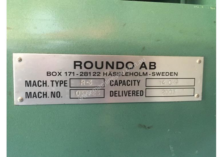 Roundo R3 Section Roll made in Sweden. The best there is