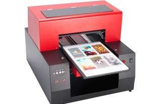 UV A3 Bottle and Direct to product printer