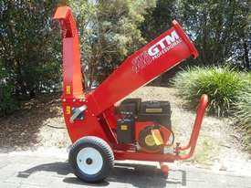 GTM GTS900 WOOD CHIPPER - picture0' - Click to enlarge