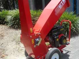 GTM GTS900 WOOD CHIPPER - picture1' - Click to enlarge