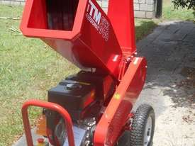 GTM GTS900 WOOD CHIPPER - picture3' - Click to enlarge