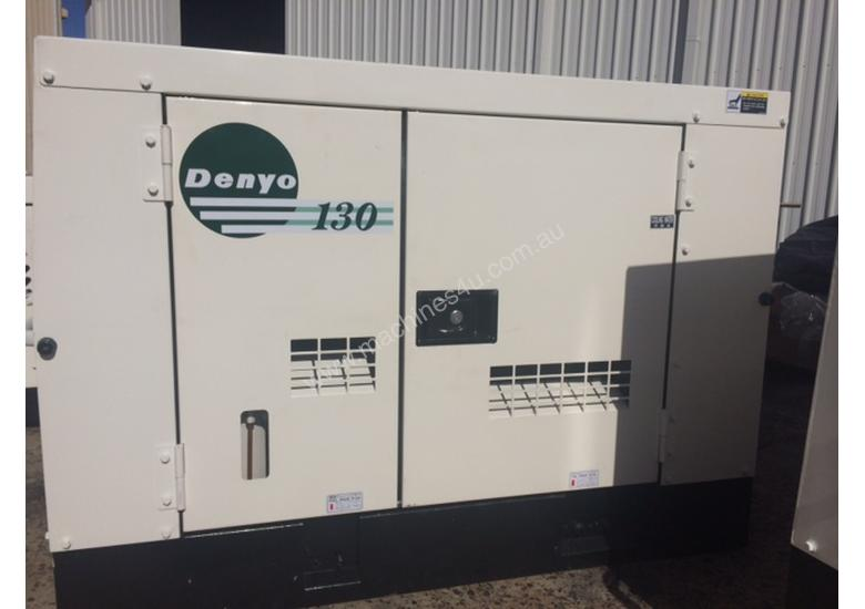 Airman 125 CFM AIR  DIESEL SCREW COMPRESSOR - ISUZU / KUBOTA