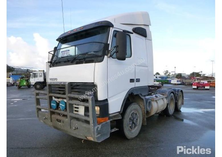 1997 Volvo FH16