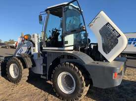 2019 UHI Wheel Loader 2T Capacity 100HP Hyd Pilot Control Free 3 Buckets Spare Tyre - picture1' - Click to enlarge