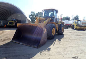 2010 Caterpillar 966H Wheel Loader