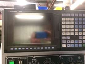Quick Tech CNC production lathe with barfeed - picture2' - Click to enlarge