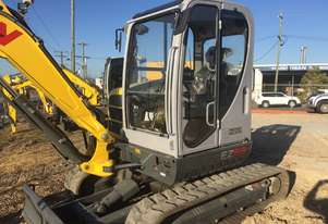 Wacker Neuson EZ53 Excavator - FREE VDS Valued at $3500 No Payments Till May 2020. Lock it in!!