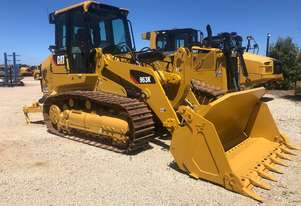 Caterpillar   963K Track Loader