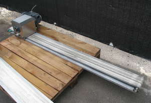 Motorised Belt Conveyor - 1.9m long