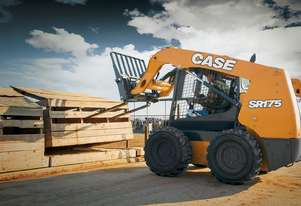 Case   SKID STEER LOADERS SR175