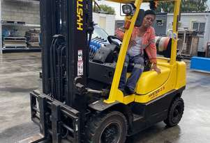 Hyster 2.5T LPG Container Forklift