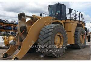 CATERPILLAR 990H Mining Wheel Loader