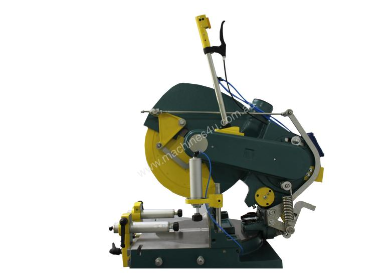 BROBO TNF115 MANUAL SERIES 2 NON-FERROUS CUTTING SAW