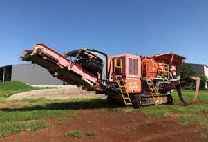 2012 Finlay J1170HR Mobile Jaw Crusher