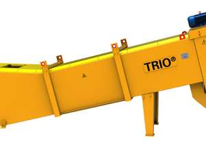 Trio® TCW series coarse washer
