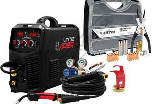 VIPER 185 Multi-Function Inverter Welder-MIG-TIG-MMA Package Deal 30-180 Amps, #KUMJRVWM185 Includes