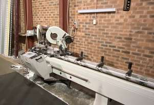 Fom Industrie Double  Mitre Saw