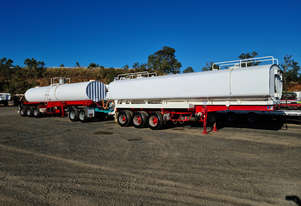 Custom R/T Combination Tanker Trailer