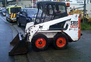 S100 bobcat , 2300 hrs , ex mines wa , GP bucket ,