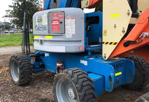 Genie Z60 - 60ft Rough Terrain Knuckle Boom Lift