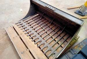 Rake Bucket, Suit RC30, PT30, RT30 ASV TEREX