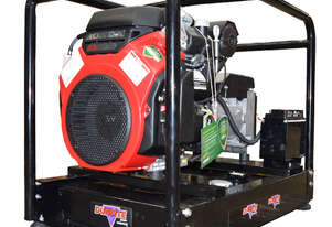 9.5kVA Dunlite DGUH9ES-2 Honda Powered Generator with E-Start