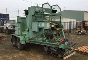 JEKAMS ENVIORMULCHER  Mulcher Forestry Equipment