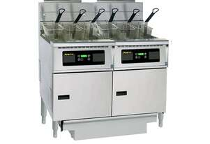 Anets FDAGP475D Platinum Gas Filter Fryer Digital Control