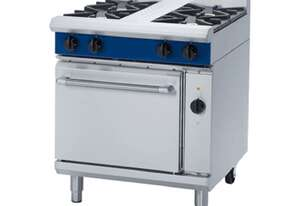 Blue Seal Evolution Series GE54C - 750mm Gas Range Electric Convection Oven