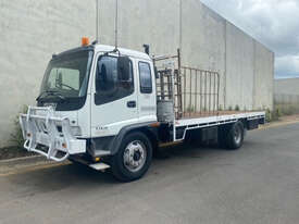 Isuzu FSR700 Tray Truck - picture0' - Click to enlarge