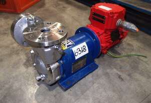 Magnetic Drive Chemical Transfer Pump, IN: 50mm OUT: 25mm, 7/21Lt/min