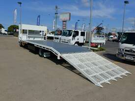 2011 HINO 300 716 - Beavertail Trucks - Tray Truck - picture1' - Click to enlarge