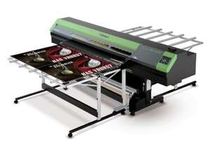 VersaUV LEJ-640 Hybrid Flatbed UV Printer