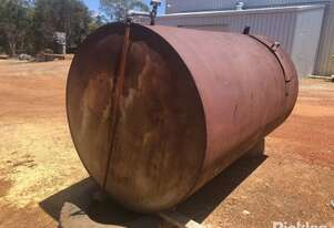 Diesel Fuel Tank And Fuel Bowser