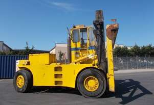 LUXFORD 25TONNE CONTAINER LIFTING FORKLIFT