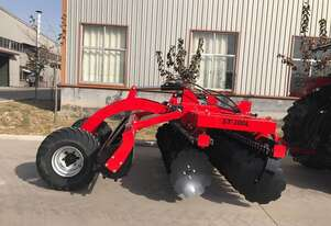 Rocca SupaTill Speed Disc Vertical Tillage ST-300 With Wheel Kits